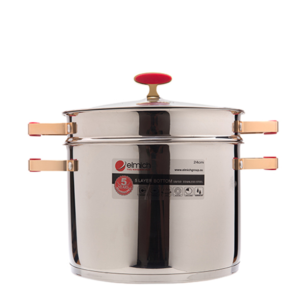 INOX RED VELVET COOKING 2350979 SIZE 28CM